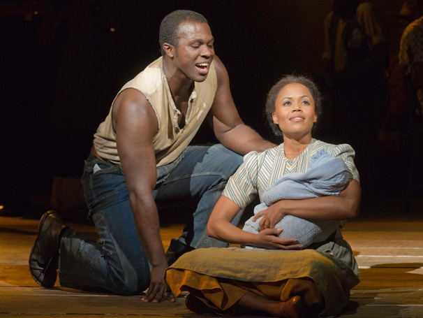 Nikki Renée Daniels on the Pressure and Excitement of Singing 'Summertime' in Porgy and Bess