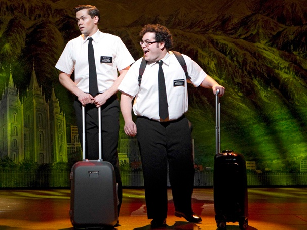 The Book of Mormon to Play London's Prince of Wales Theatre in 2013