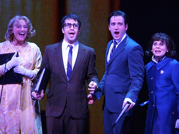 A Good Thing Going: Through the Decades with the Encores! Cast of Merrily We Roll Along