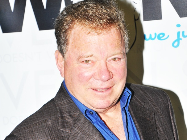 William Shatner Meets the Press Before Shatner's World Beams to Broadway