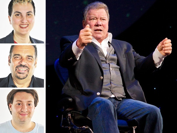 Word of Mouth Panelists Voyage to Shatner's World: We Just Live In It