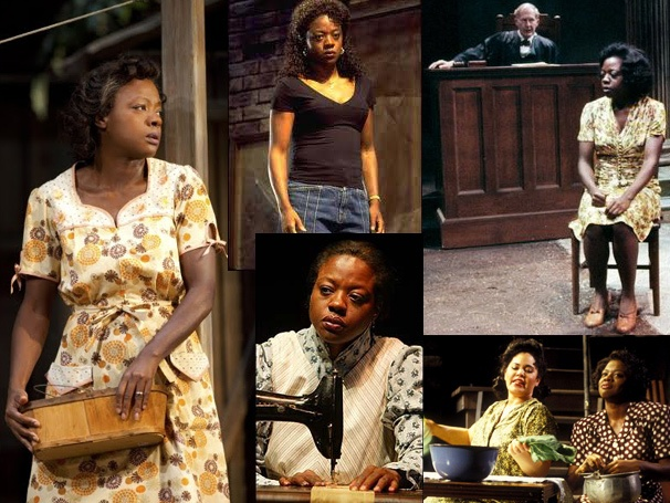 Oscar Countdown! Best Actress Hopeful Viola Davis' Top Five Stage Roles