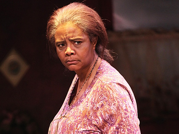 Hurt Village, Starring Tonya Pinkins, Extends Off-Broadway