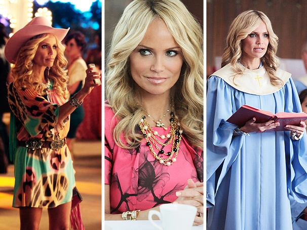 Good Cheno-Bits: Our Fave Kristin Chenoweth Moments on the GCB Premiere