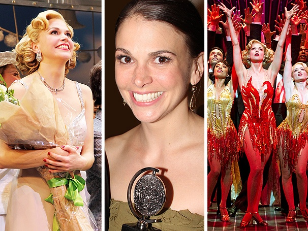 Exclusive! Sutton Foster Looks Back on Her Thrilling Year as Reno Sweeney in Anything Goes