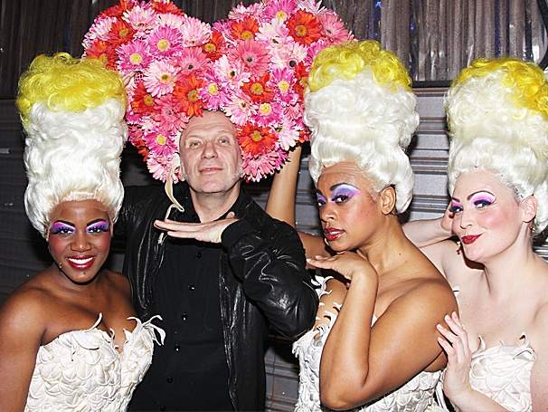Designer Jean Paul Gaultier Takes in the Lavish Costumes of Priscilla Queen of the Desert