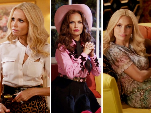 Good Cheno-Bits: Kristin Chenoweth Channels Cowgirl Dale Evans on GCB 