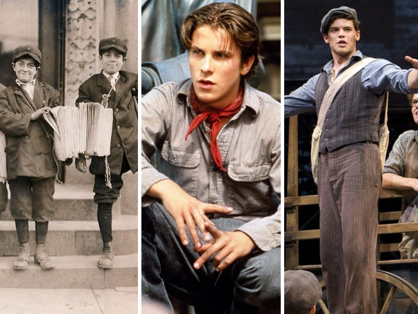Read All About It: How Newsies Went from Box Office Bust to 'King of New York'