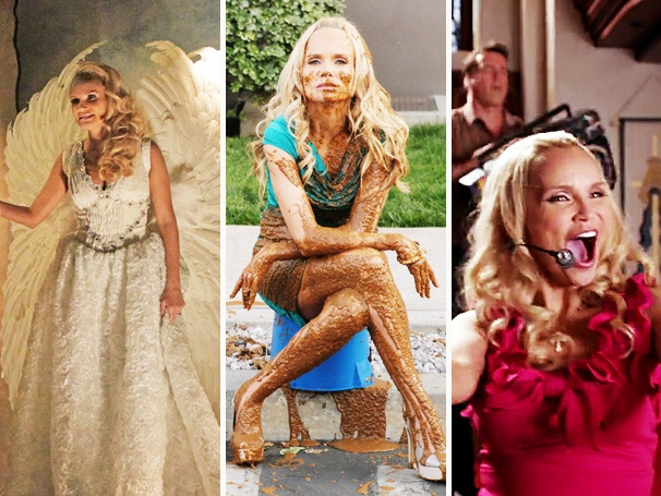 Good Cheno-Bits: Kristin Chenoweth Brings Broadway to Hillside Park Memorial Church on GCB