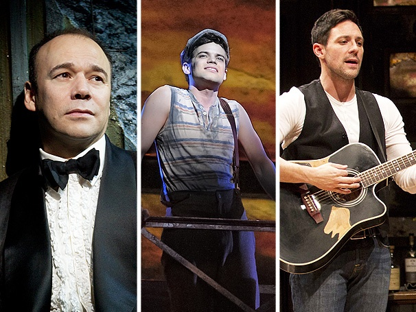 Going for 2012 Tony Gold! Handicapping the Race for Best Actor in a Musical