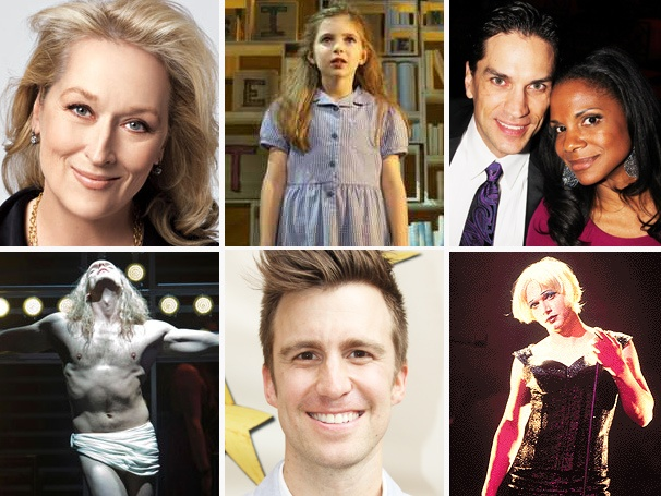 Meryl Streep Can Play a Teen, Gavin Creel Wants to Make Out with Fans & More Lessons of the Week