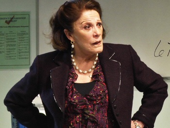 Get a Sneak Peek at Linda Lavin, Dick Latessa & More in The Lyons on Broadway 