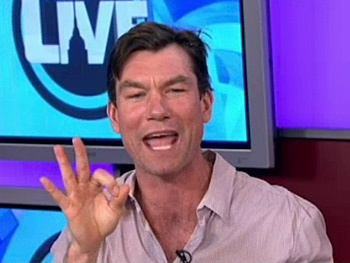 Watch Seminar's Jerry O'Connell Obsess Over The Real Housewives of New Jersey on New York Live
