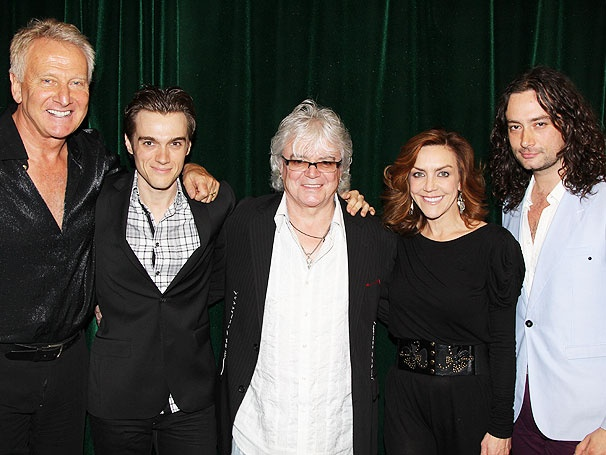 Constantine Maroulis & Andrea McArdle Headline Reading of Air Supply Musical Lost in Love