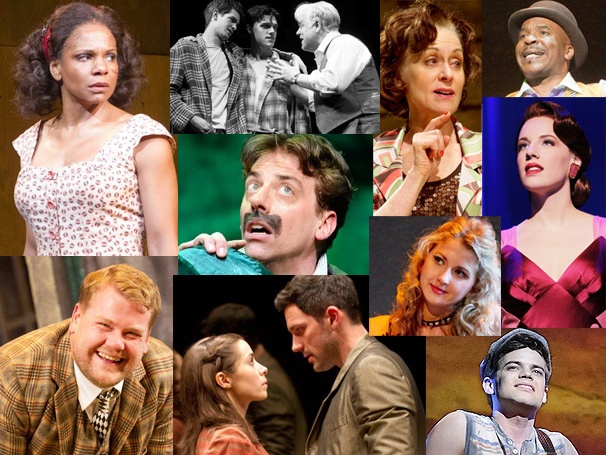 Who Will Get Nominated? Broadway.com Weighs In On the Hottest 2012 Tony Award Races