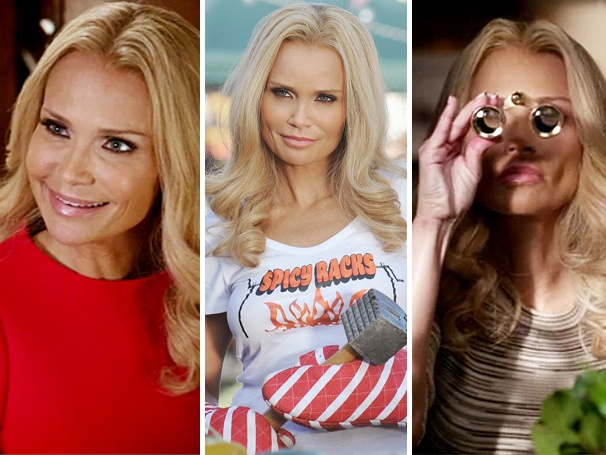 Good Cheno-Bits: Kristin Chenoweth Brings Home the Brisket on GCB