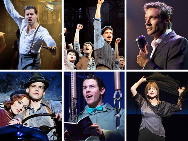 Fans Have Their Say! 2012 Broadway.com Audience Choice Award Nominations Announced