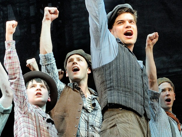 Sing Out, Newsies & Spidey Fans! Make a Sing-Along Video and Be Part of the Audience Choice Awards