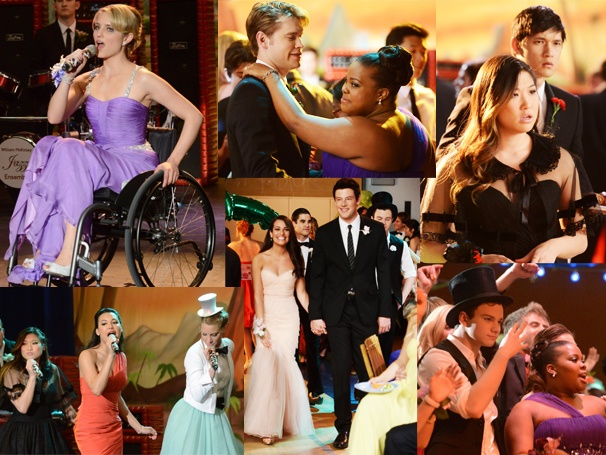 Glee Poll:  Which Glee Gal Looked the Best at Prom?