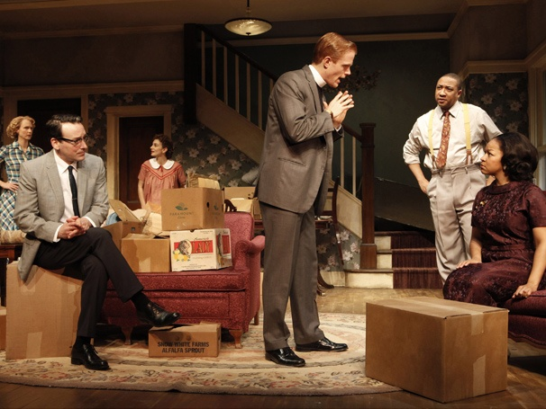 Tony-Nominated Play Clybourne Park Extends Broadway Run