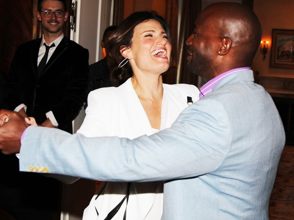 Idina Menzel, Taye Diggs, Josh Groban & More Celebrate Camp BroaderWay with a Fun-Filled Soiree