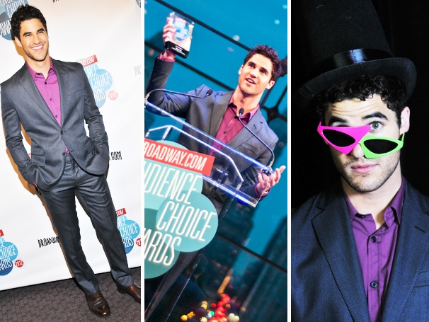 Broadway.com Audience Choice Awards Host Darren Criss on His Big Win, Gleeful Fans and Theater Love