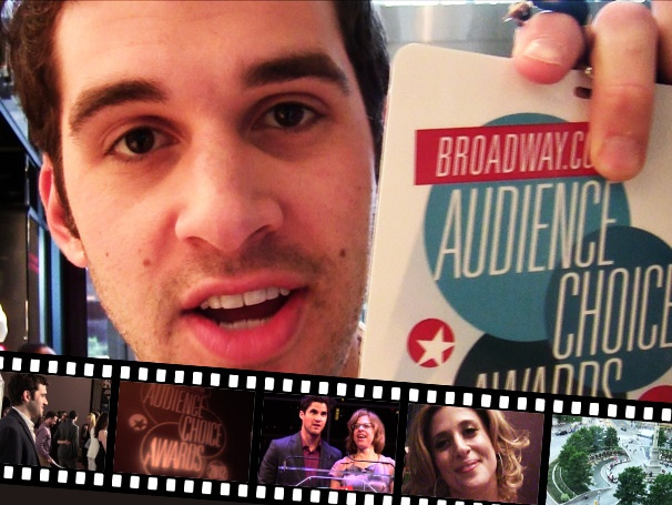 Boy's Life: Backstage at Peter and the Starcatcher with Adam Chanler-Berat Episode 5: An Inside Look at the 2012 Broadway.com Audience Choice Awards!