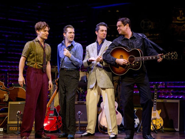 See You Later, Alligator! Off-Broadway's Million Dollar Quartet Sets Closing Date
