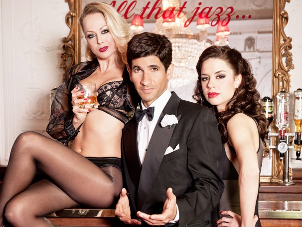 Smash Vet Raza Jaffrey on His West End Return as Billy Flynn in Chicago