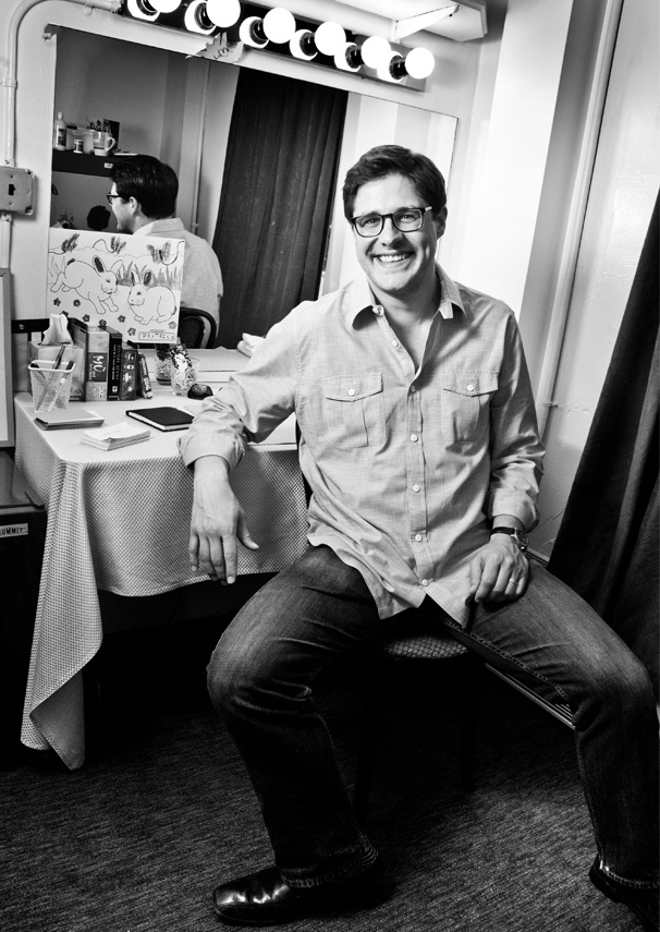 Rich Sommer on Harvey Voicemails, Mad Men Heroes and the Transformation of Harry Crane