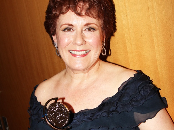 Judy Kaye Acknowledges Nice Work Team, Late Father and Chandeliers for Her Second Tony Win