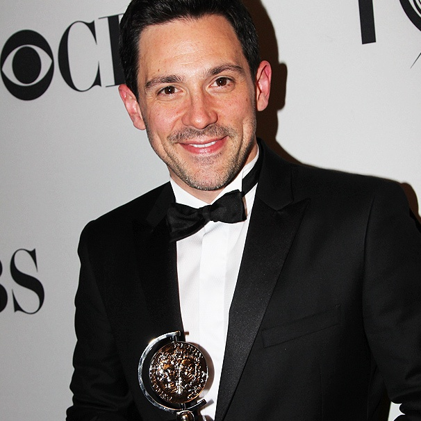 Steve Kazee on His Tony Night Magic Touch: 'If You Hang Out with Me, You Will Win a Tony!'