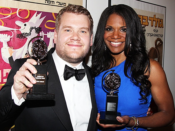 Trophy Time! Inside the Winners' Circle at the 2012 Tony Awards