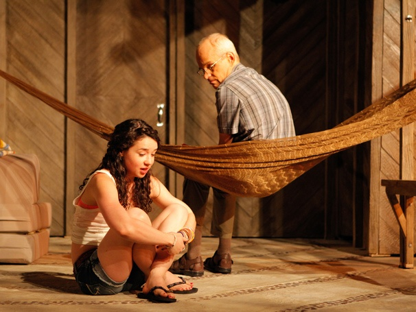 LCT's Slowgirl, Starring Zeljko Ivanek and Sarah Steele, Extends Through July 29
