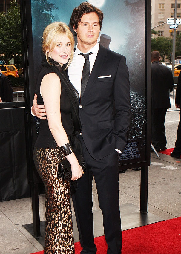 Benjamin Walker and Mamie Gummer Look Bloody Bloody Gorgeous at the Abraham Lincoln: Vampire Hunter Premiere