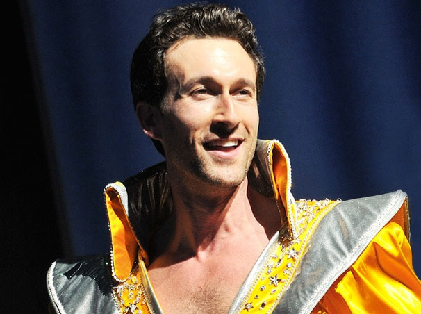 Broadway Buzz: Aaron Lazar on Being a Super Trouper in the Sexier New Cast of Mamma Mia!