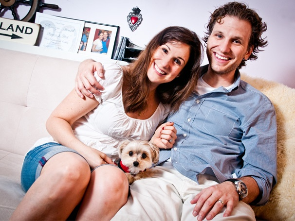 Broadway Pets Special! Stephanie J. Block and Sebastian Arcelus on Their 'Humping Casanova' Doggy