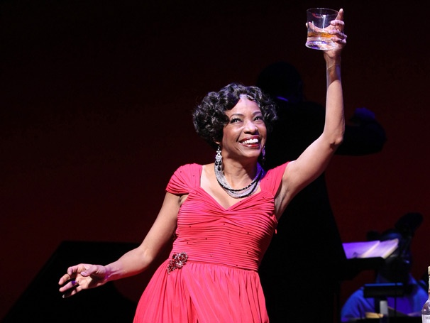 Amber Riley, Joshua Henry, Adriane Lenox & More Heat Up Harlem's Cotton Club Parade at Encores!