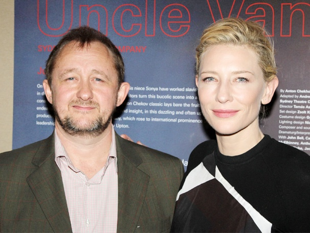 Cate Blanchett Celebrates Opening Night in Uncle Vanya