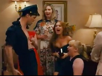 Watch the Drunken Antics of Kirsten Dunst, Isla Fisher and Andrew Rannells in the Trailer for Bachelorette