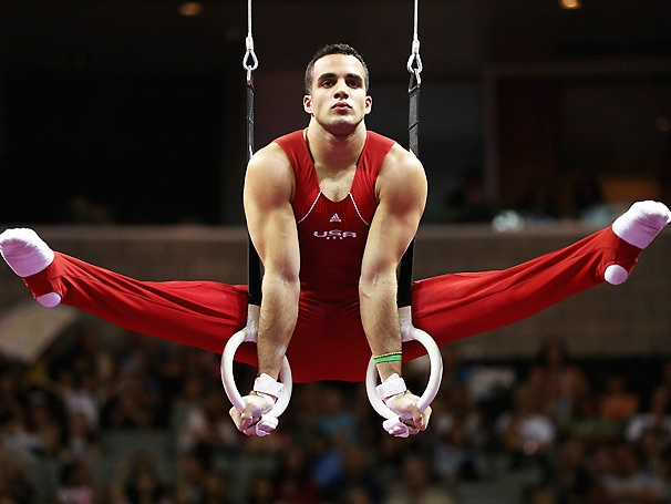 Olympic Gymnast Danell Leyva Reveals His Broadway Dreams