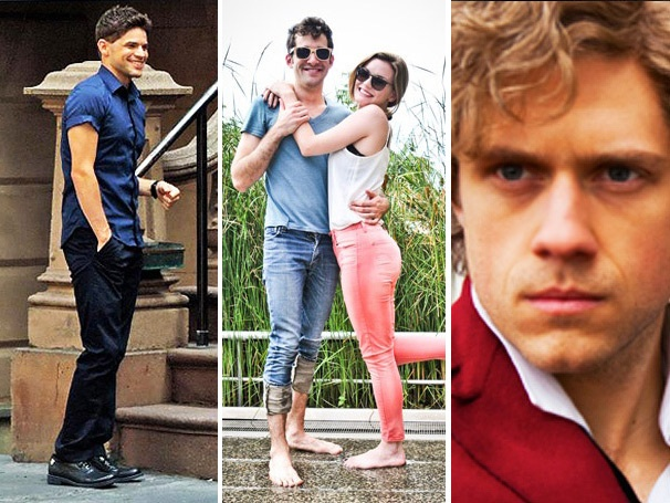 Top 10! Hot Pics of Jeremy Jordan, Broadway BFFs, Aaron Tveit & More Spice Up the Week's Most-Read Articles