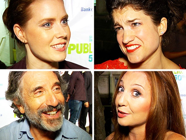 Talking Up Donna Murphy, Amy Adams and the Cast of Into the Woods On a Magical Manhattan Opening Night
