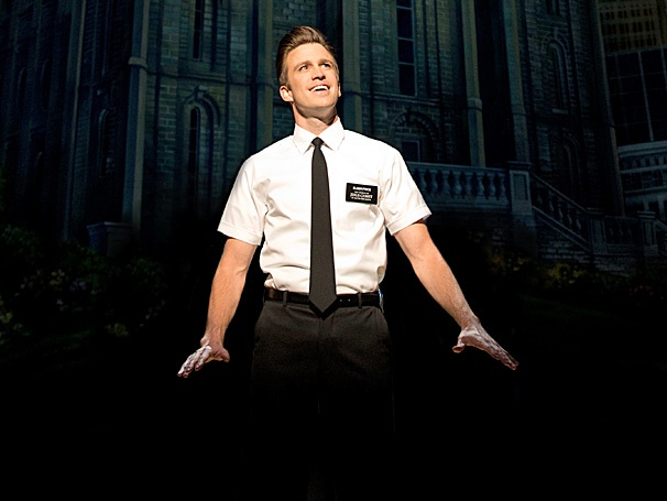 Hello! Get a First Look at Gavin Creel and Jared Gertner in the National Tour of The Book of Mormon