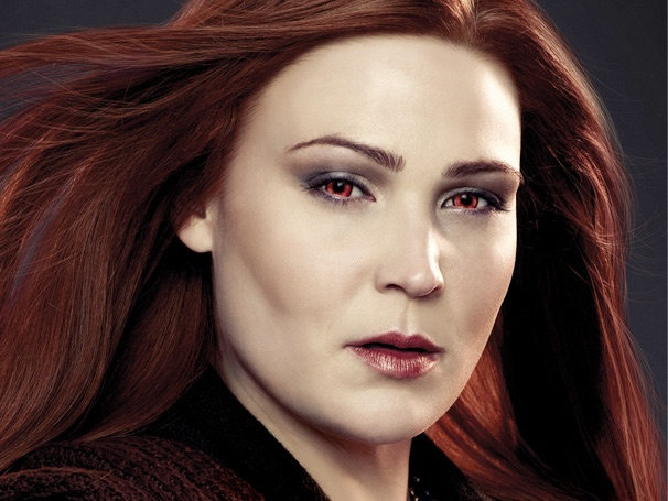 First Look at Broadway Vet Lisa Howard as Vampire Siobhan in Twilight: Breaking Dawn, Part 2