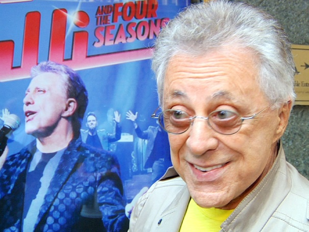 Frankie Valli Previews His Hit-Filled Fall Concerts at the Broadway Theatre