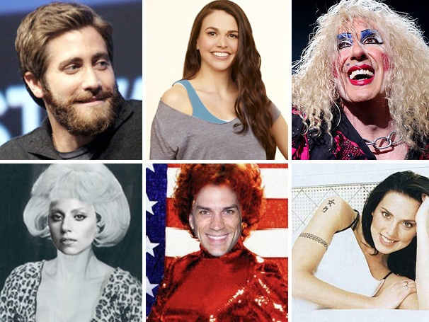Jake Gyllenhaal Rocks an Old Man Beard, Sutton Foster Is the New Miley Cyrus & More Lessons of the Week