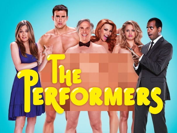 Porn Comedy The Performers, Starring Cheyenne Jackson & Henry Winkler, Begins Broadway Run