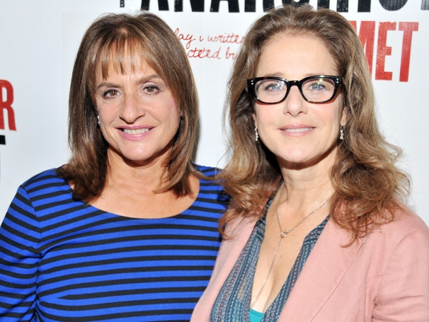 The Anarchist Stars Patti LuPone and Debra Winger Break Out of Jail and Meet the Press