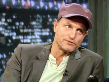 Bullet for Adolf Director Woody Harrelson Stops by Late Night with Jimmy Fallon